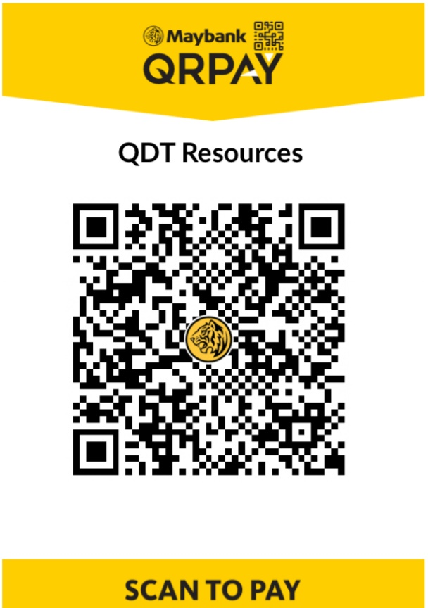 qdt resources - maybank qrpay