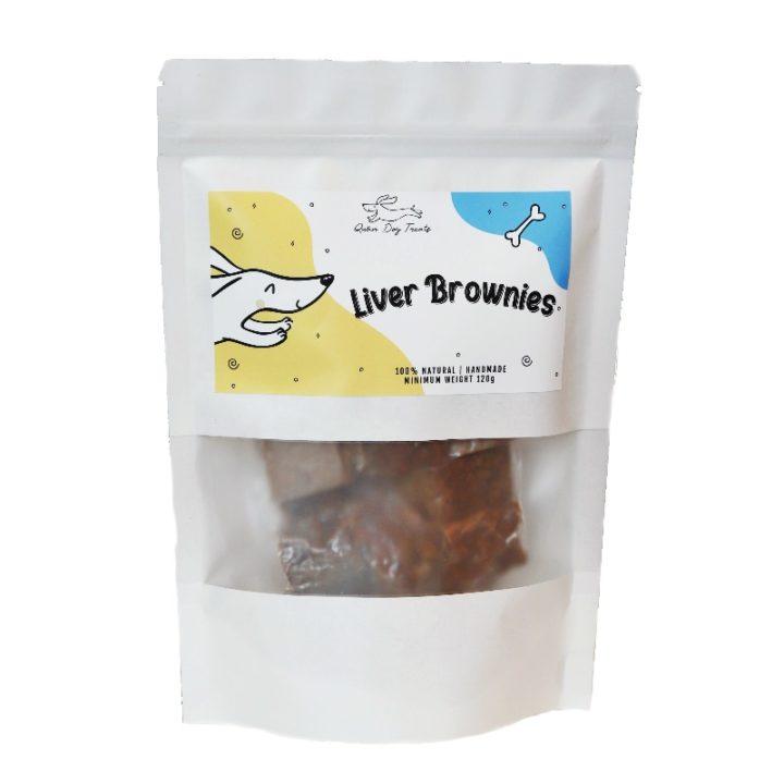 liver brownies pack
